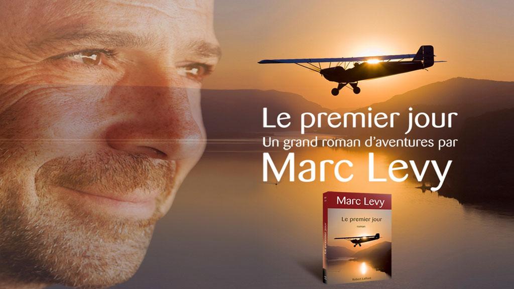 马克•李维小说《第一日》,一部混合了魔幻、探险、阴谋、爱情与亲情的小说~