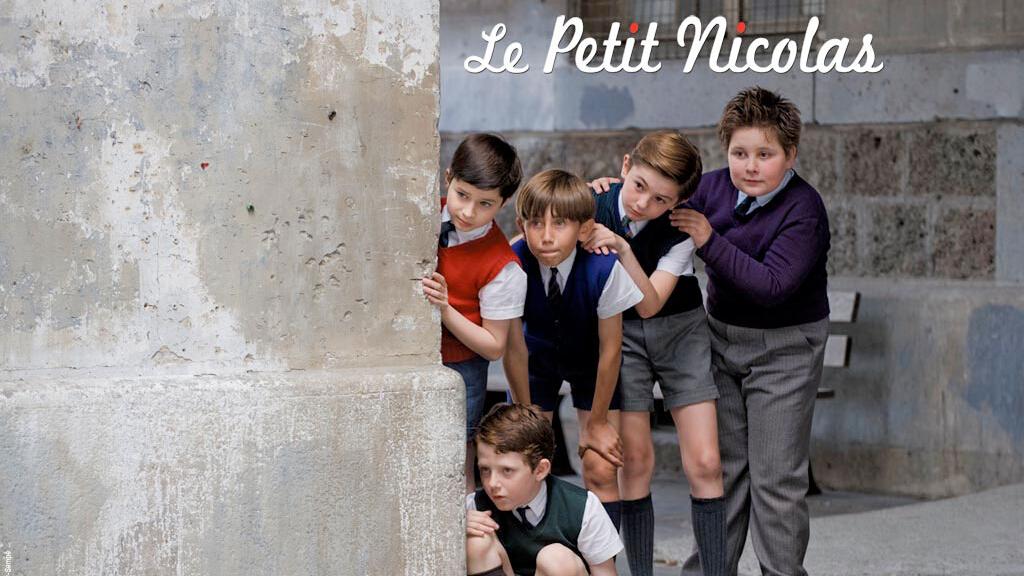 小淘气尼古拉绝版故事:Le petit poucet