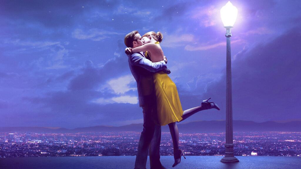超好听的《爱乐之城》主题曲,《City of Stars》法语版