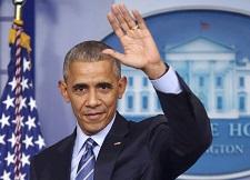 奥巴马告别演讲