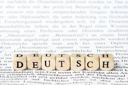 德语生活词汇听写