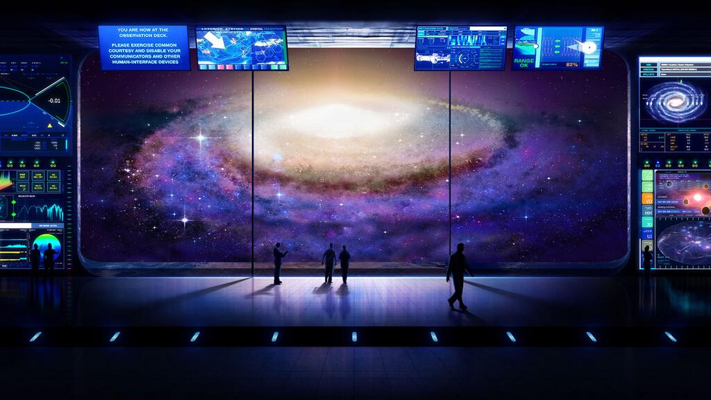 古代人是怎么幻想未来世界的?