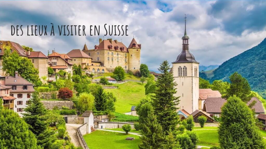 盘点说法语的瑞士适合游玩的四大景点