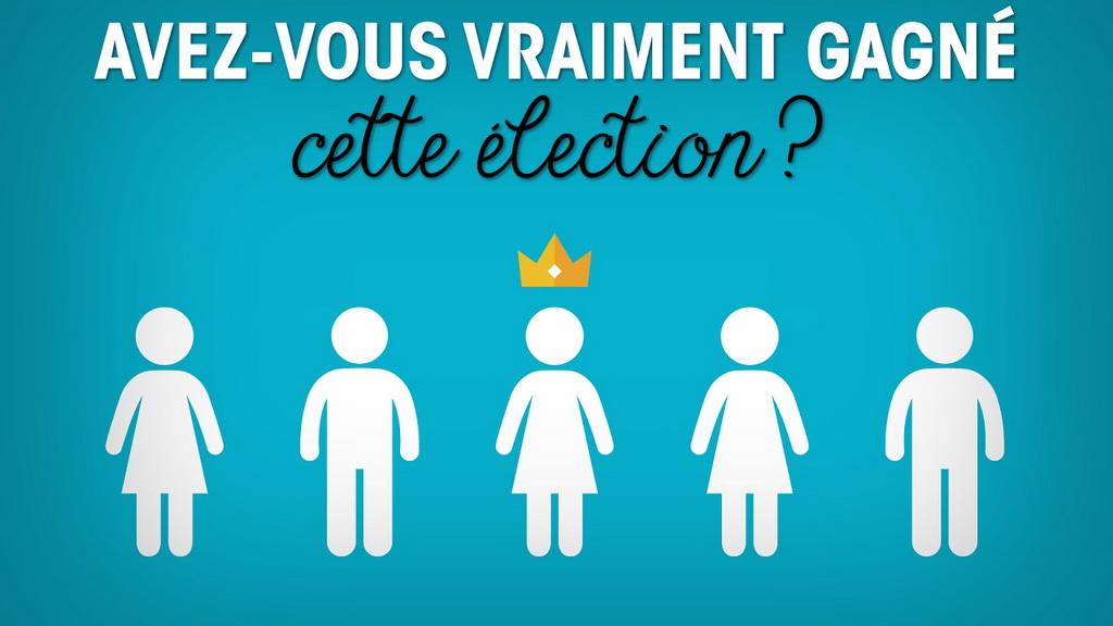 如果法国总统竞选不是两轮投票制,结果可能会大不一样哦!