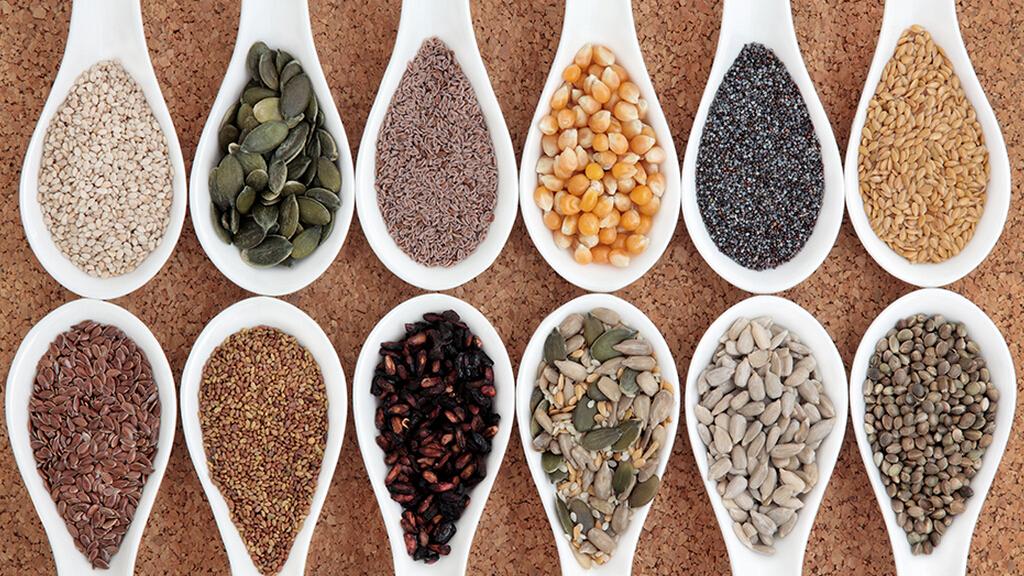 让你精神焕发的五种健康食品