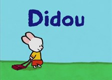 可爱法语动画DIDOU