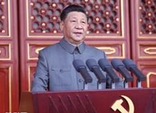 中西同传:国家主席习近平建党百年大会演讲