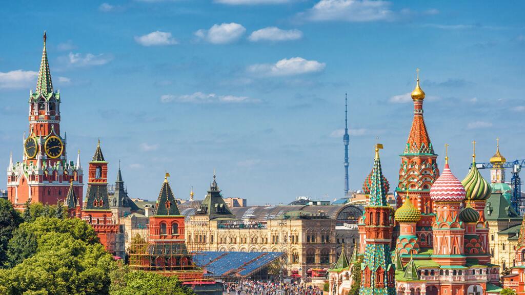 跟著TV5來到俄羅斯:看看俄羅斯人怎么說法語的吧~