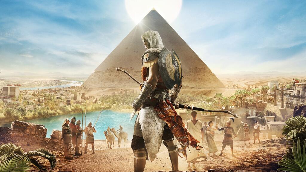 跟着《刺客信条:起源》一起来探寻神秘的古埃及……