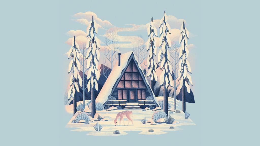 初雪悄至,关于雪的小知识❄️