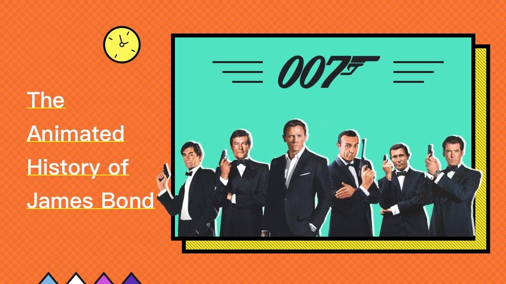 历任007大盘点,哪位邦德是你的最爱?
