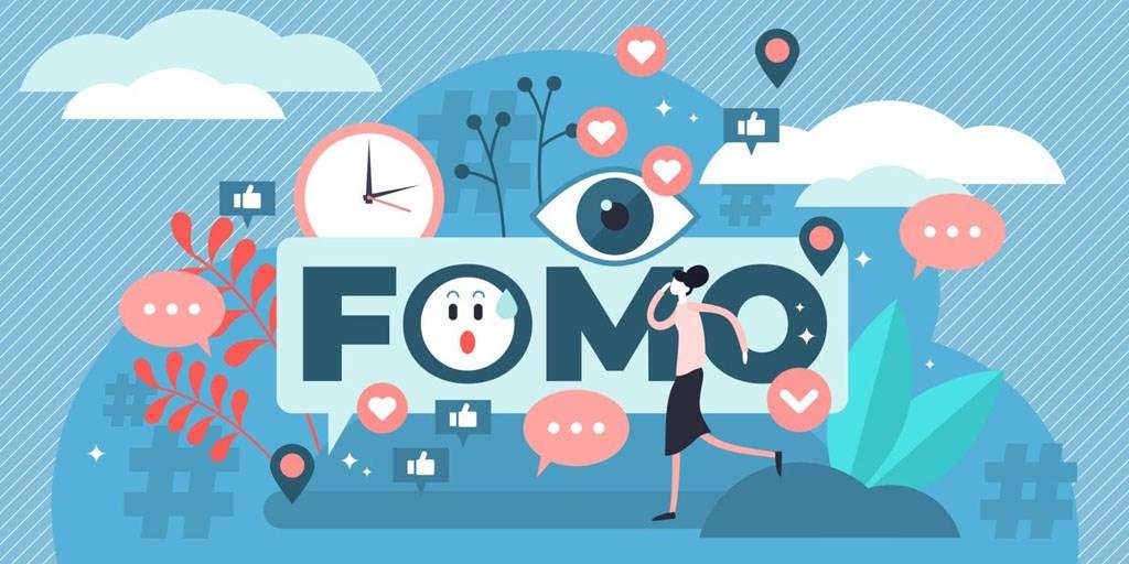 FOMO思维:为什么你总是忍不住刷朋友圈?