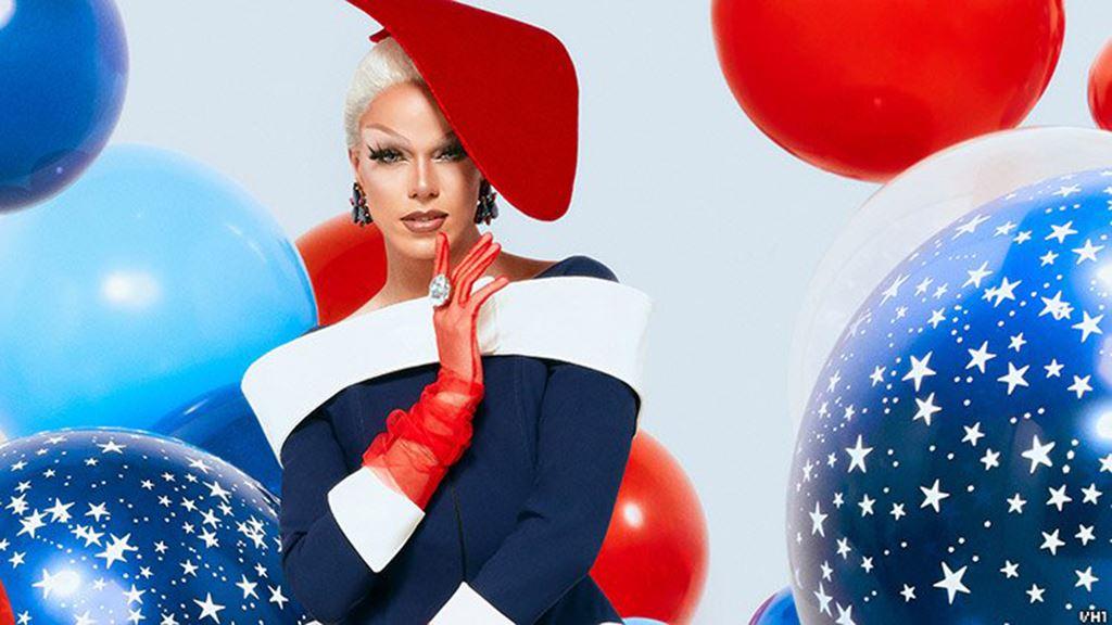 第一位参加《鲁保罗变装皇后秀》的法国选手Nicky Doll