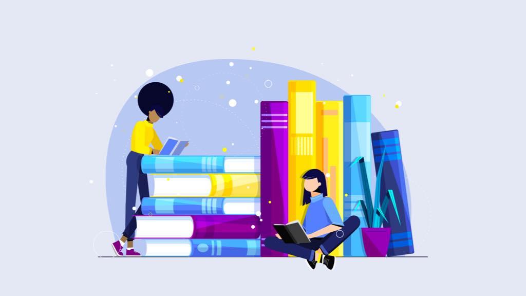 寒假来临,读书充电正当时📚